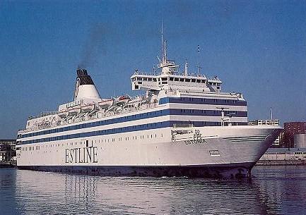 estonia sjönk
